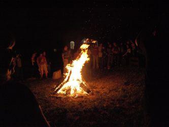 огонь призыва