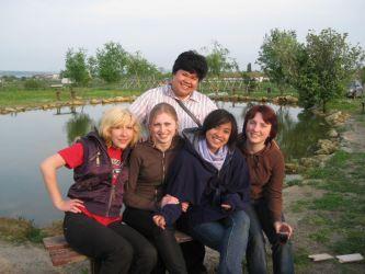 м. Мария со своими Bible students