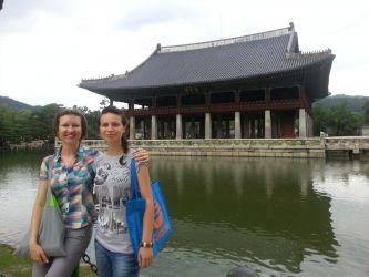 Отчет учасников конференции в Корее 1