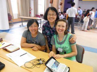Отчет учасников конференции в Корее 7