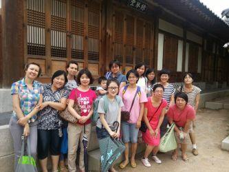 Отчет учасников конференции в Корее 3