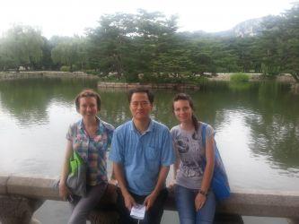 Отчет учасников конференции в Корее 4